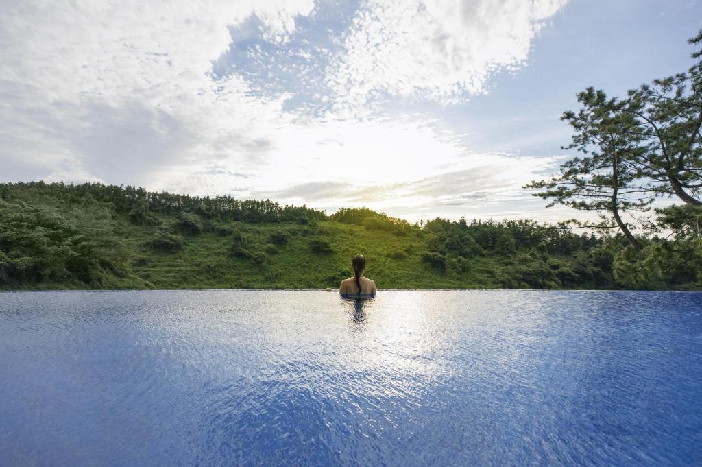 Hidden Cliff Hotel & Nature i Jeju-do med gratis afbestilling, 2021-priser  og anmeldelser