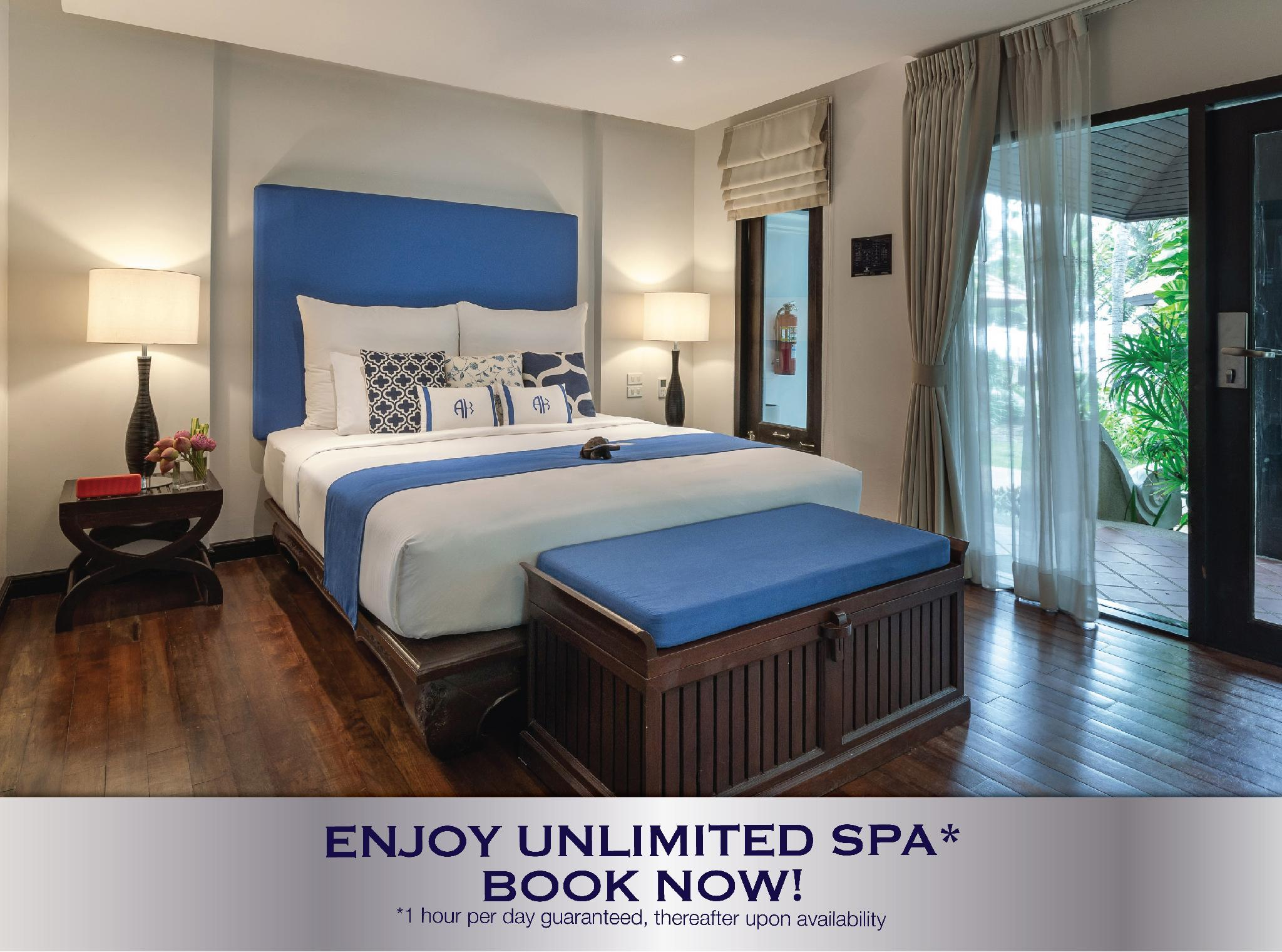 Garden Villa - Unlimited Spa Treatment Included
