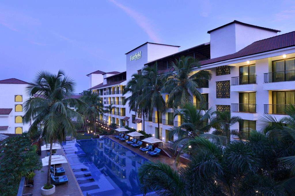 Best Price on Fairfield by Marriott Goa Anjuna in Goa
