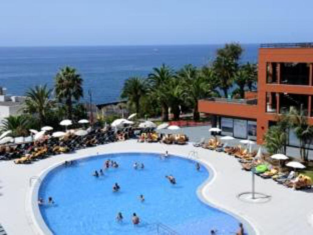 Swimming pool Enotel Lido Madeira - All Inclusive