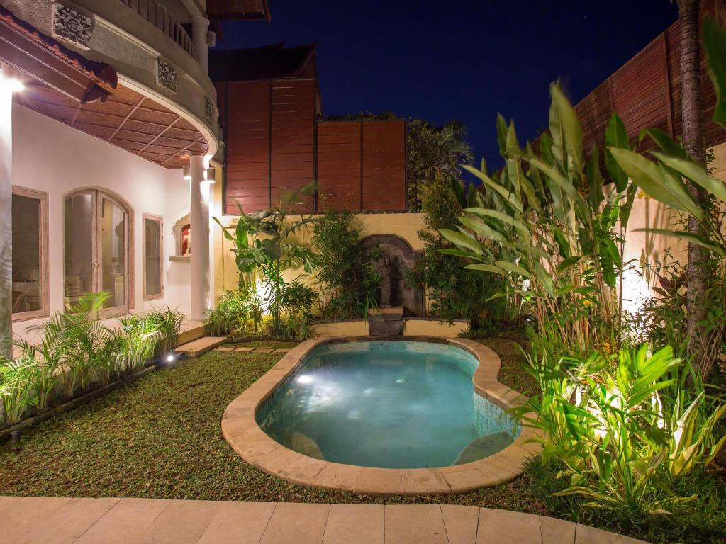Tropical Garden Villa Seminyak in Bali - Room Deals, Photos & Reviews