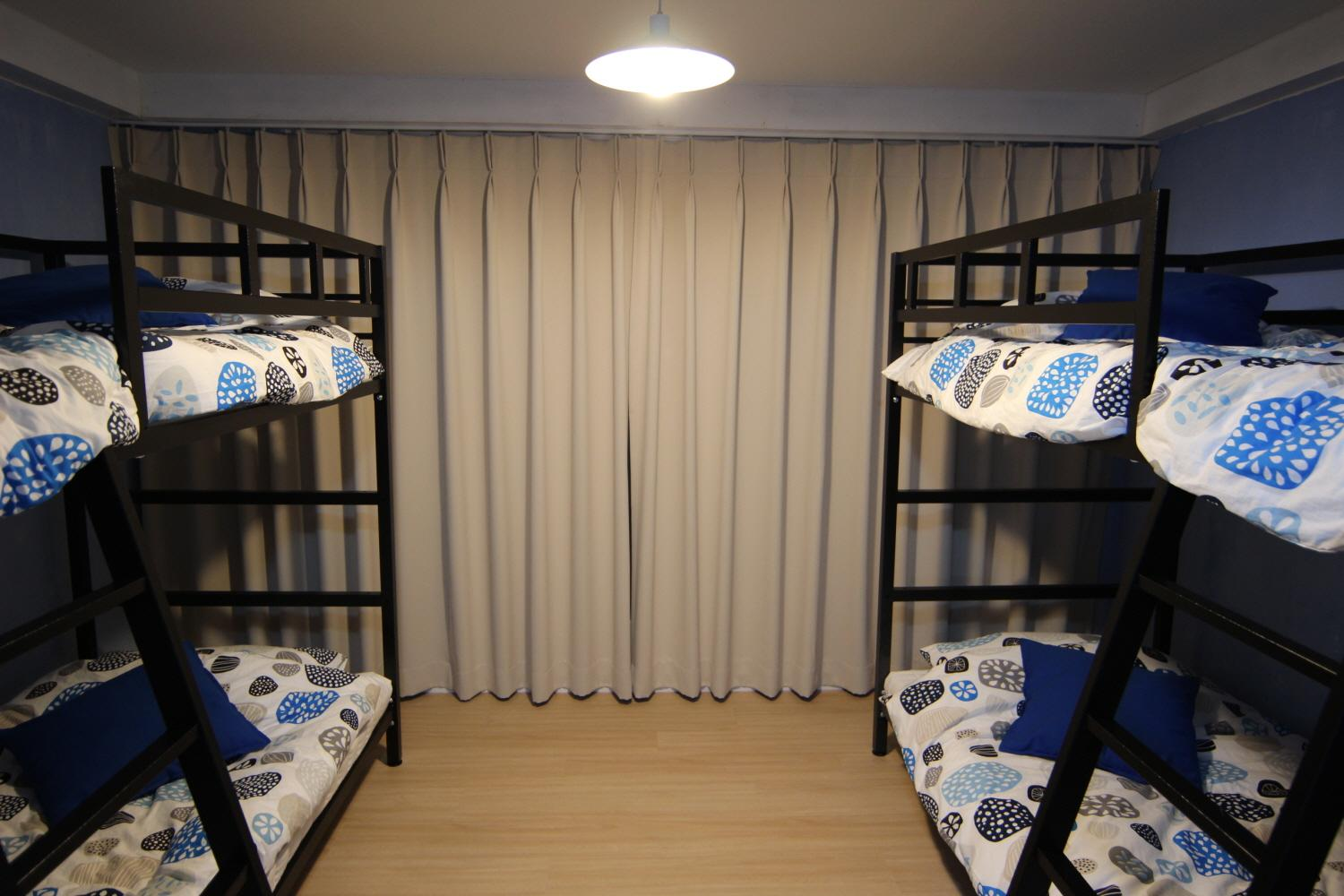 1 Person in 4-Bed Dormitory - Mixed