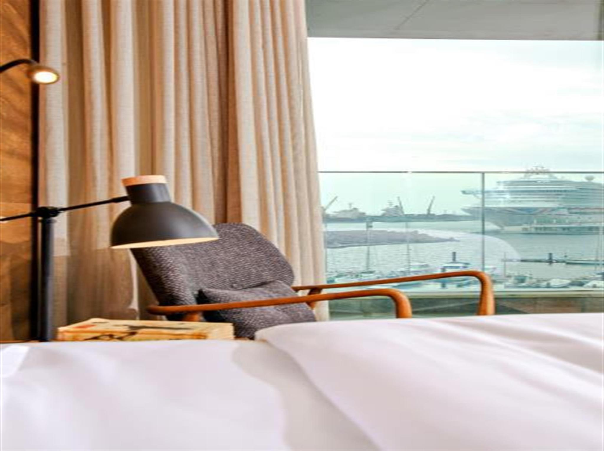 Suite con Vistas al Mar (Suite Sea View)
