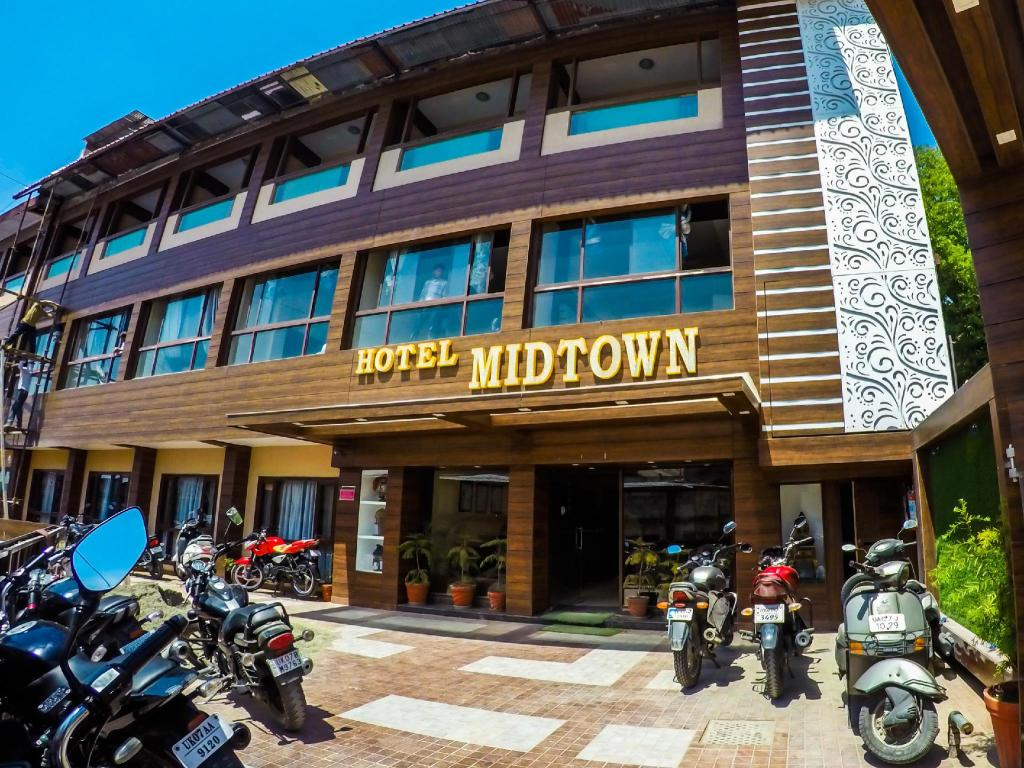 Hotel Midtown By Royal Collection Hotels Mussoorie