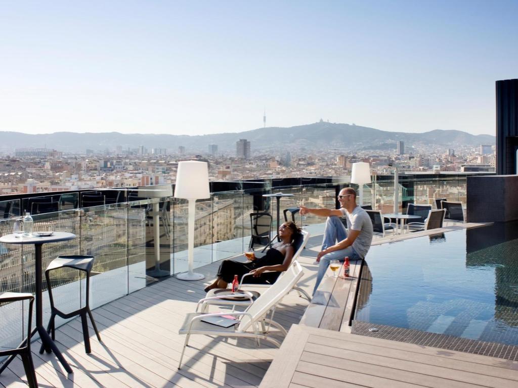 Barcelo Raval Hotel Barcelona Promos Reviews