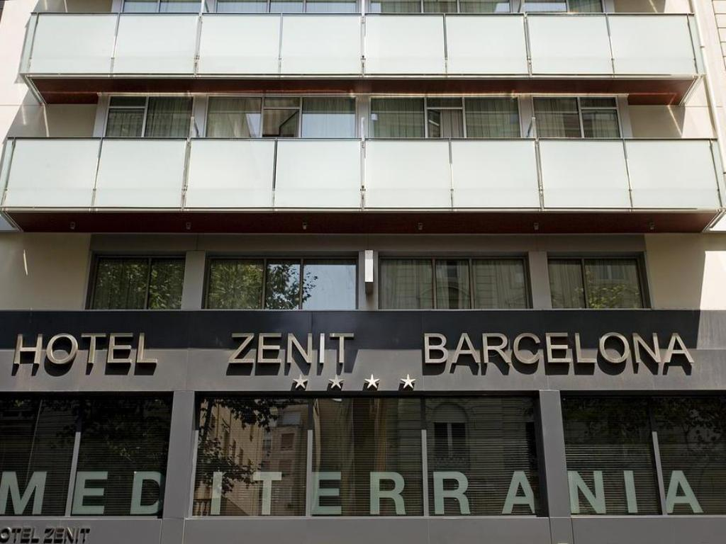 More about Hotel Zenit Barcelona