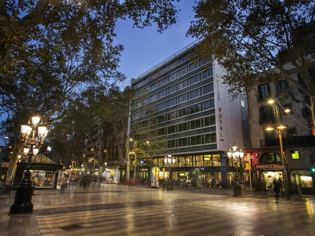 Best price on hotel royal ramblas in barcelona reviews for Hotel bcn barcelona
