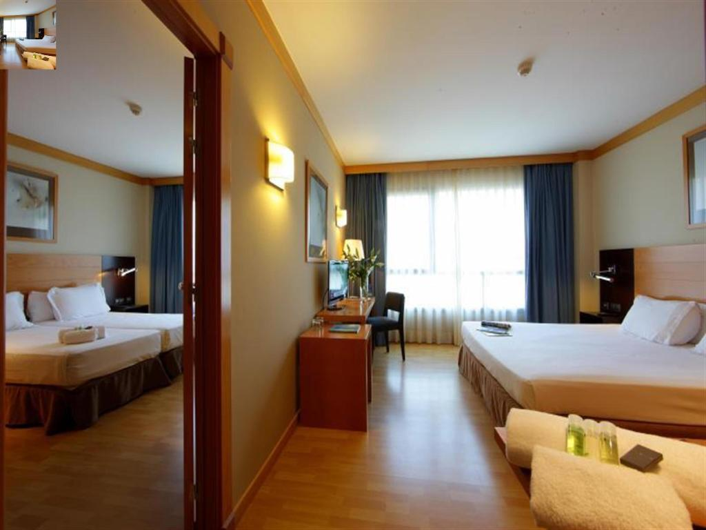 Attica 21 Barcelona Mar Hotel in Spain - Room Deals