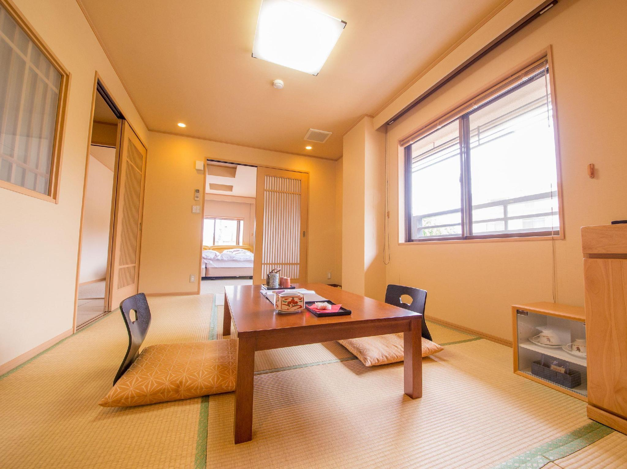 Mountain View Suite with Tatami Area