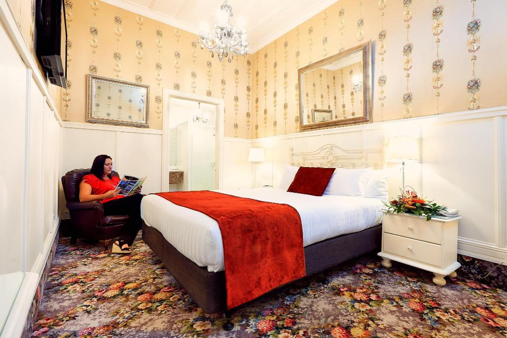 classic - Bed Prince's Gate Hotel