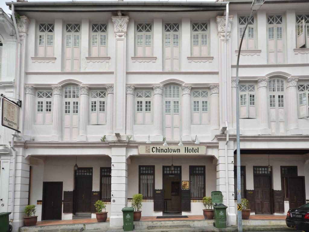 More About Chinatown Hotel