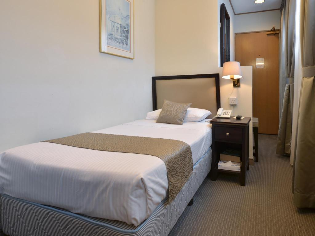 Standard Single - Bed Chinatown Hotel