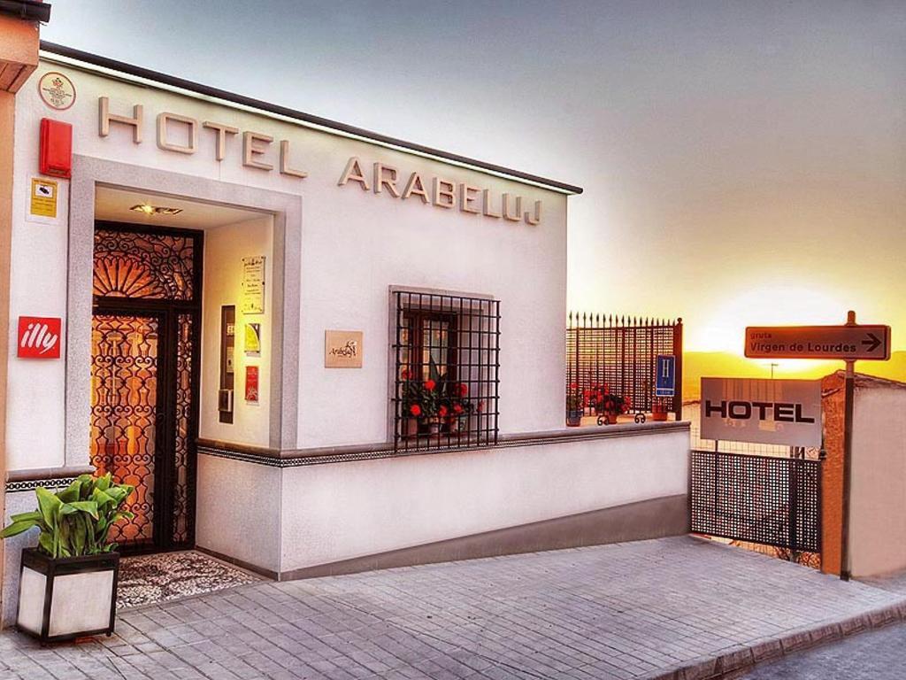 Hotel con encanto Granada | Arabeluj Web Oficial |