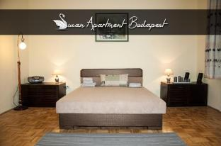 BPR - Swan Apartment near the Buda Castle