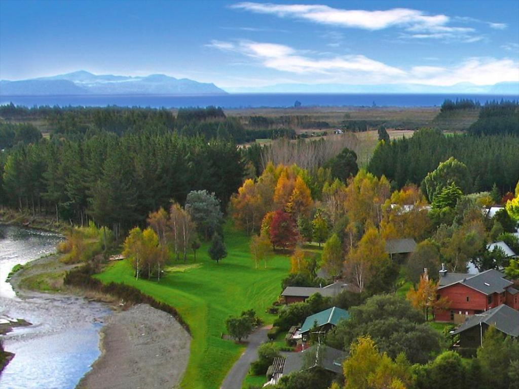 More about Tongariro Lodge