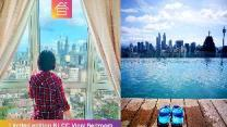 High Rise 3BR/KLCC View/Rooftop Pool/