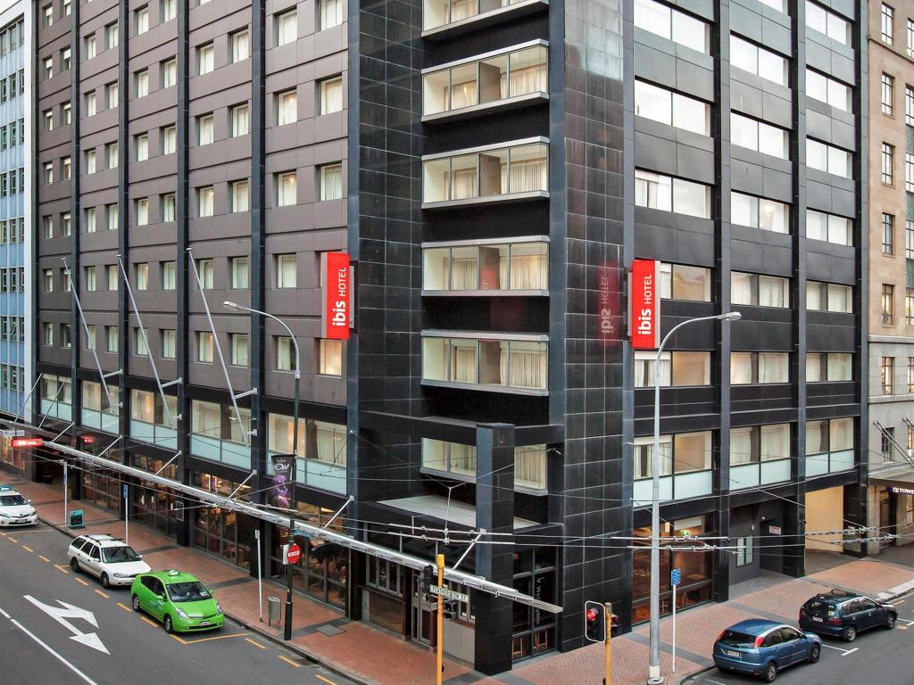 More About Ibis Wellington Hotel