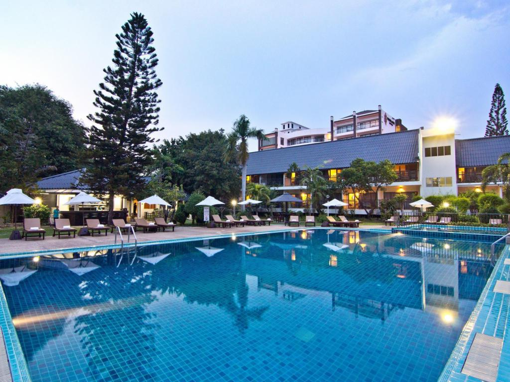 Swimming pool [outdoor] Sunshine Garden Resort