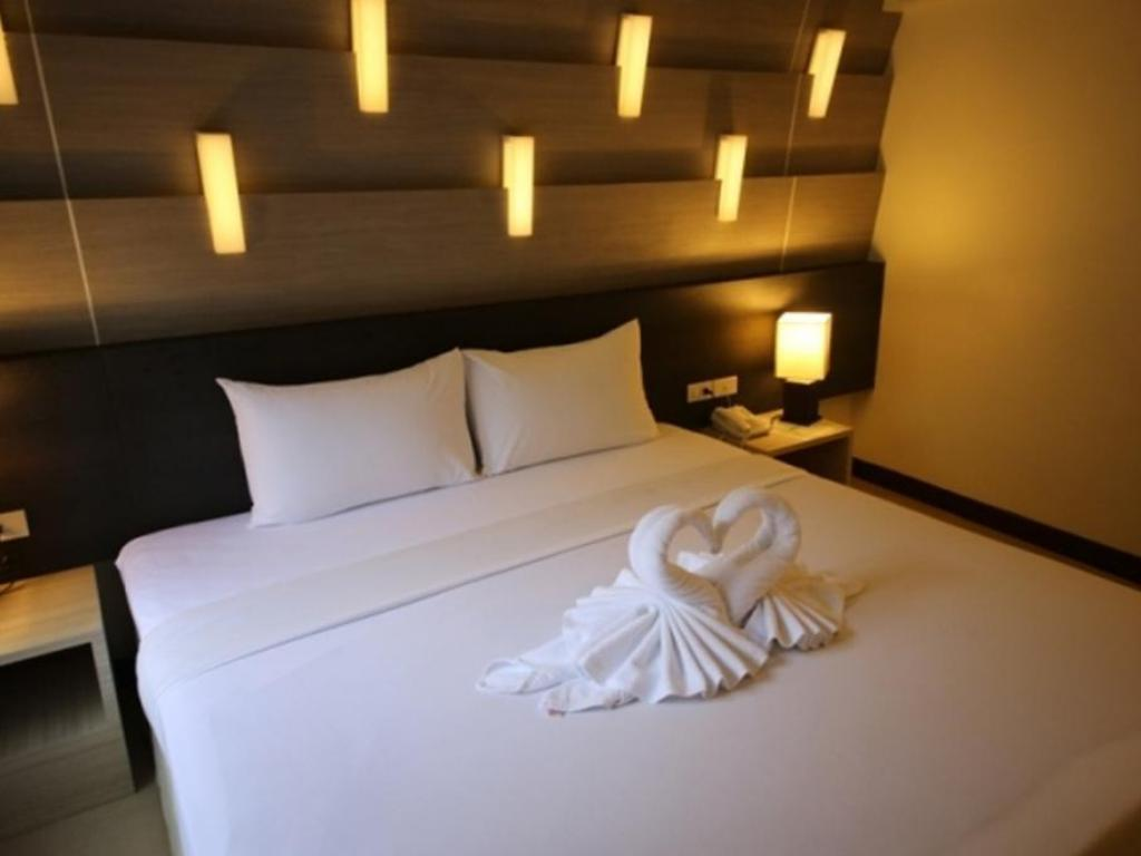 Standard - Bed Sunshine Hotel & Residences