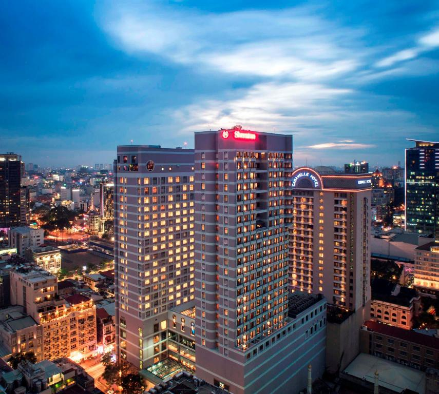 More about Sheraton Saigon Hotel And Towers