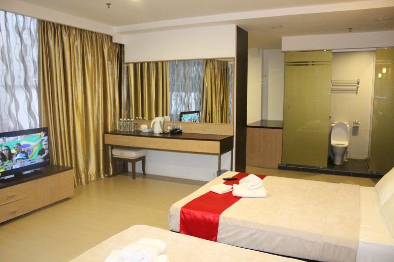 T Hotel Jalan TAR