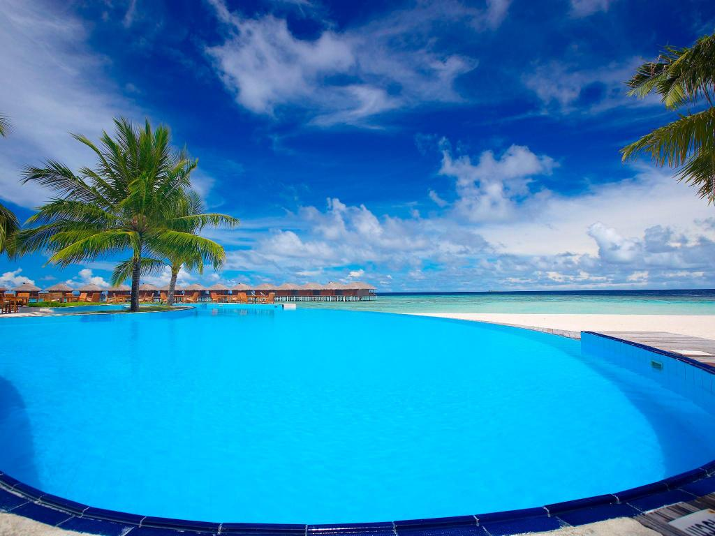 Swimming pool [outdoor] Filitheyo Island Resort