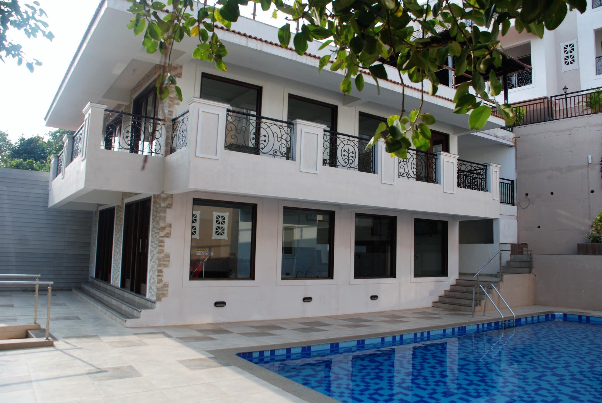 Das La Vida Residency Suites in Goa buchen