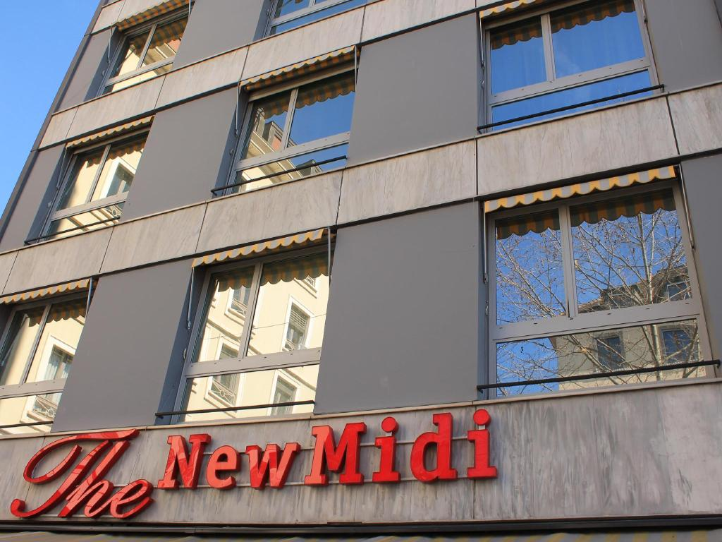 More about The New Midi Hotel