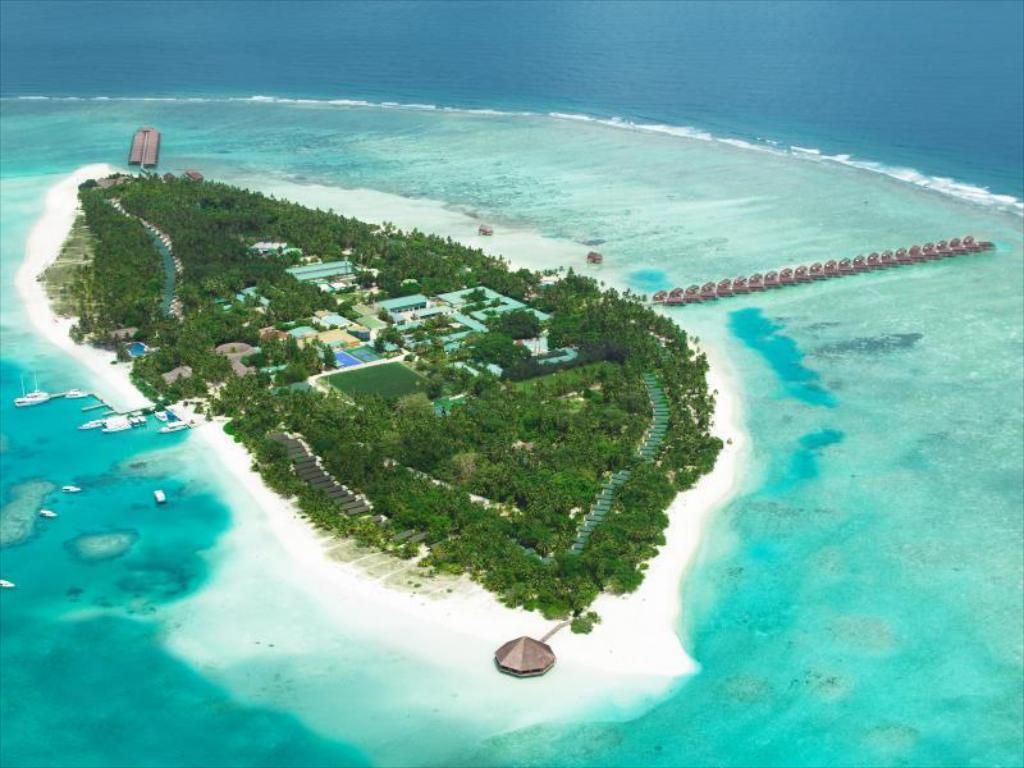Meeru Island Resort Spa Maldives Reviews