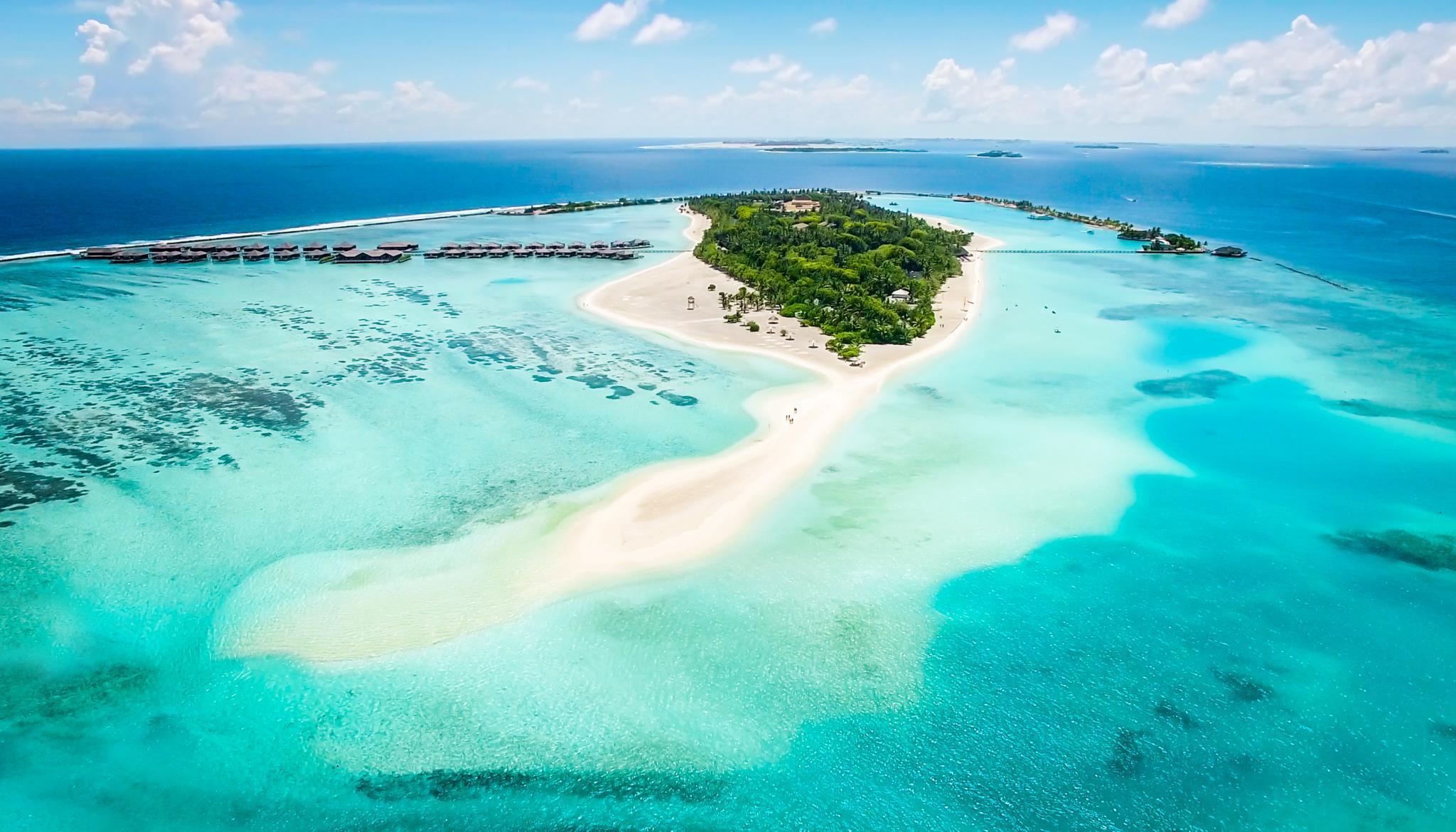 Paradise Island Resort Spa In Maldives Islands Room Deals