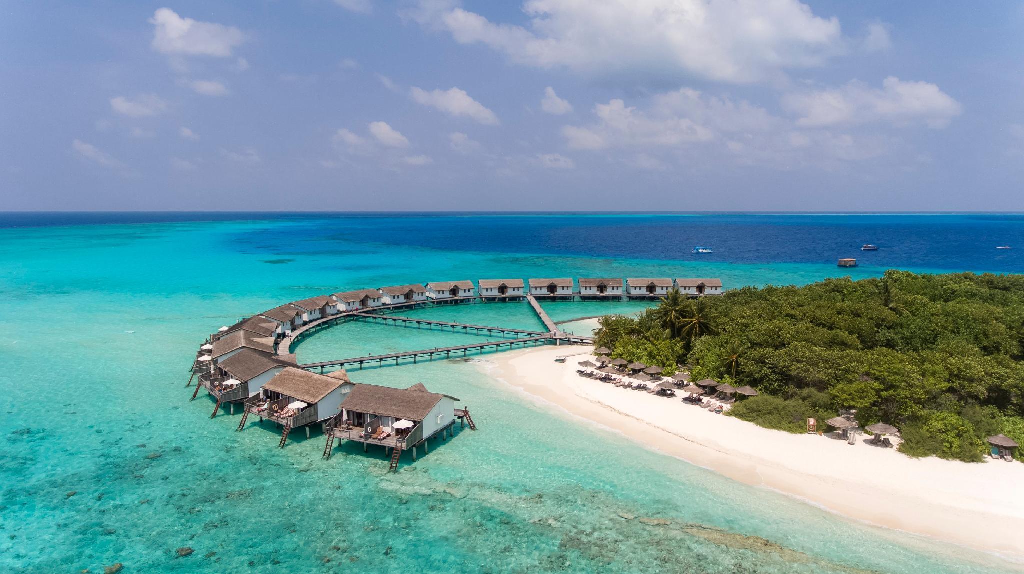 Reethi Beach Resort Malediwy Rezerwuj