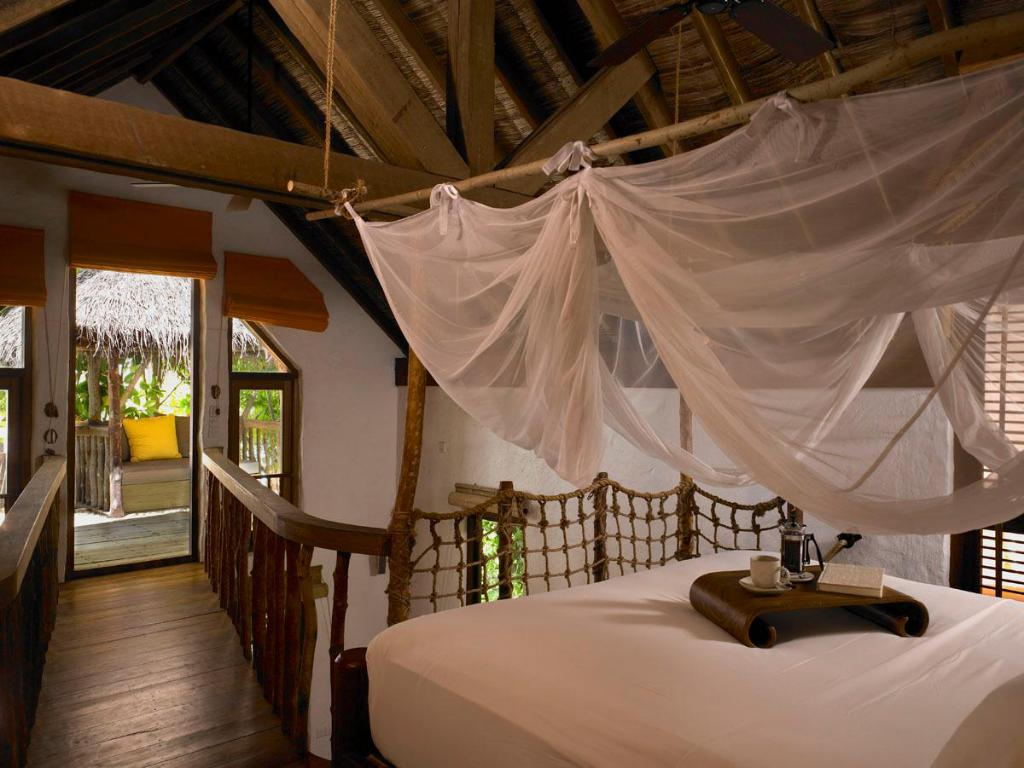 Crusoe Villa - Bedroom