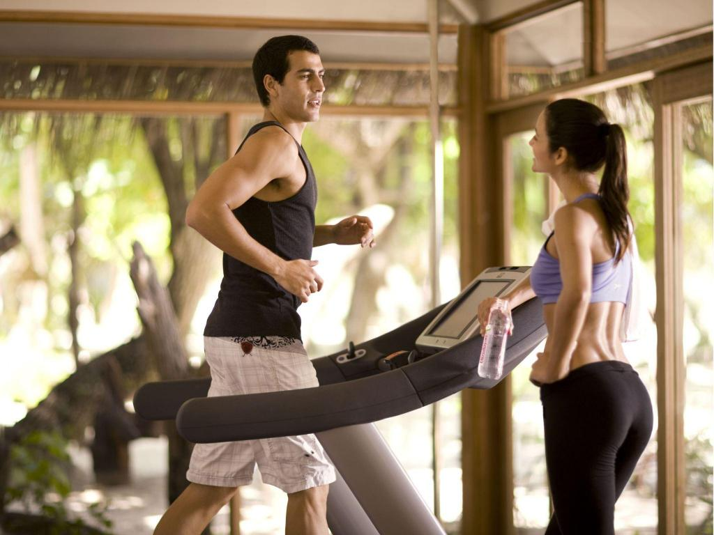 fitnesscentrum Vivanta By Taj Coral Reef