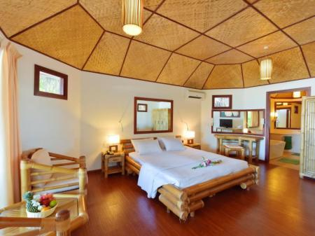 Interior view Thulhagiri Island Resort & Spa Maldives