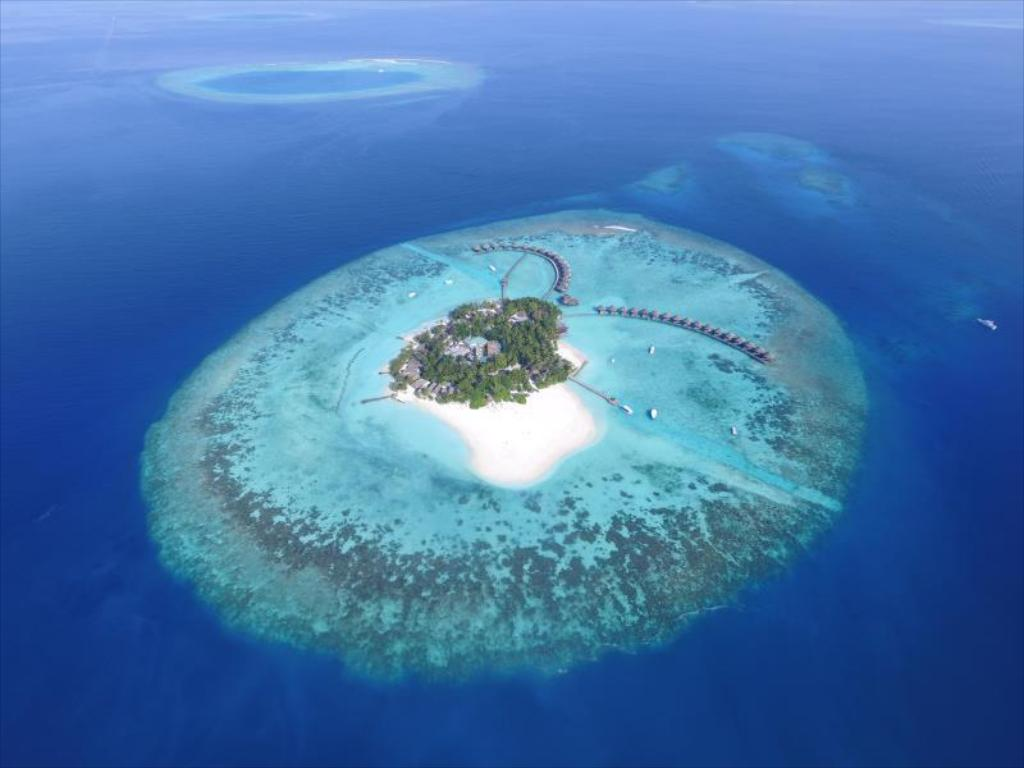 View Thulhagiri Island Resort & Spa Maldives