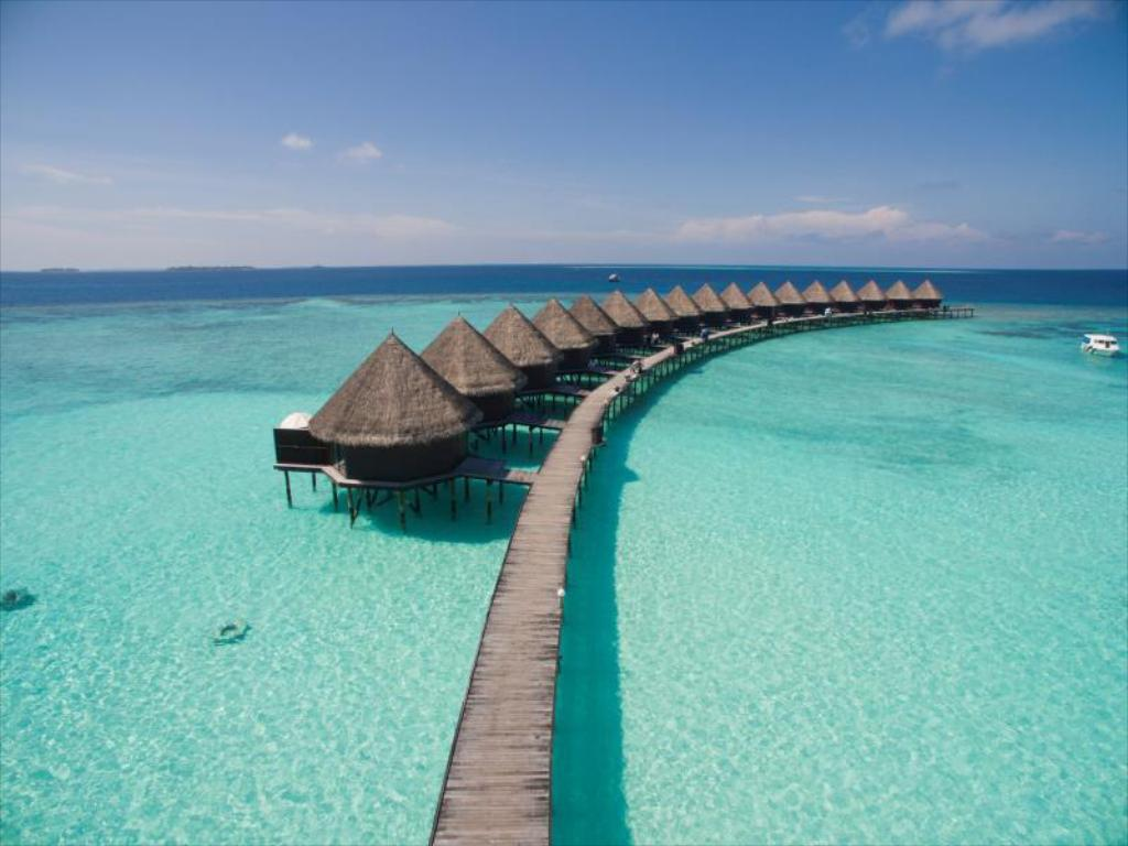 馬爾代夫藍色美人蕉島Spa度假村 (Thulhagiri Island Resort & Spa Maldives)