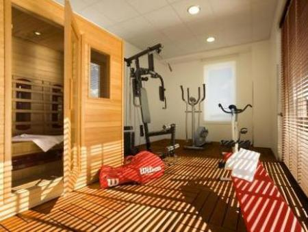 Fitness center Bed4U Tudela