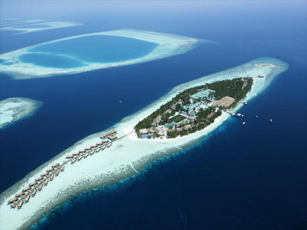 More about Vilamendhoo Island Resort & Spa