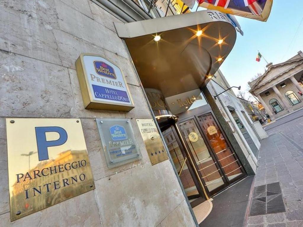 Best Western Hotel Cappello d Oro in Bergamo - Room Deals e24570bf9bbc