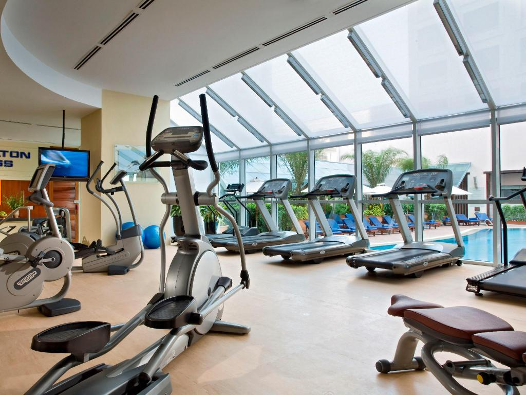 gym Sheraton Saigon Hotel And Towers