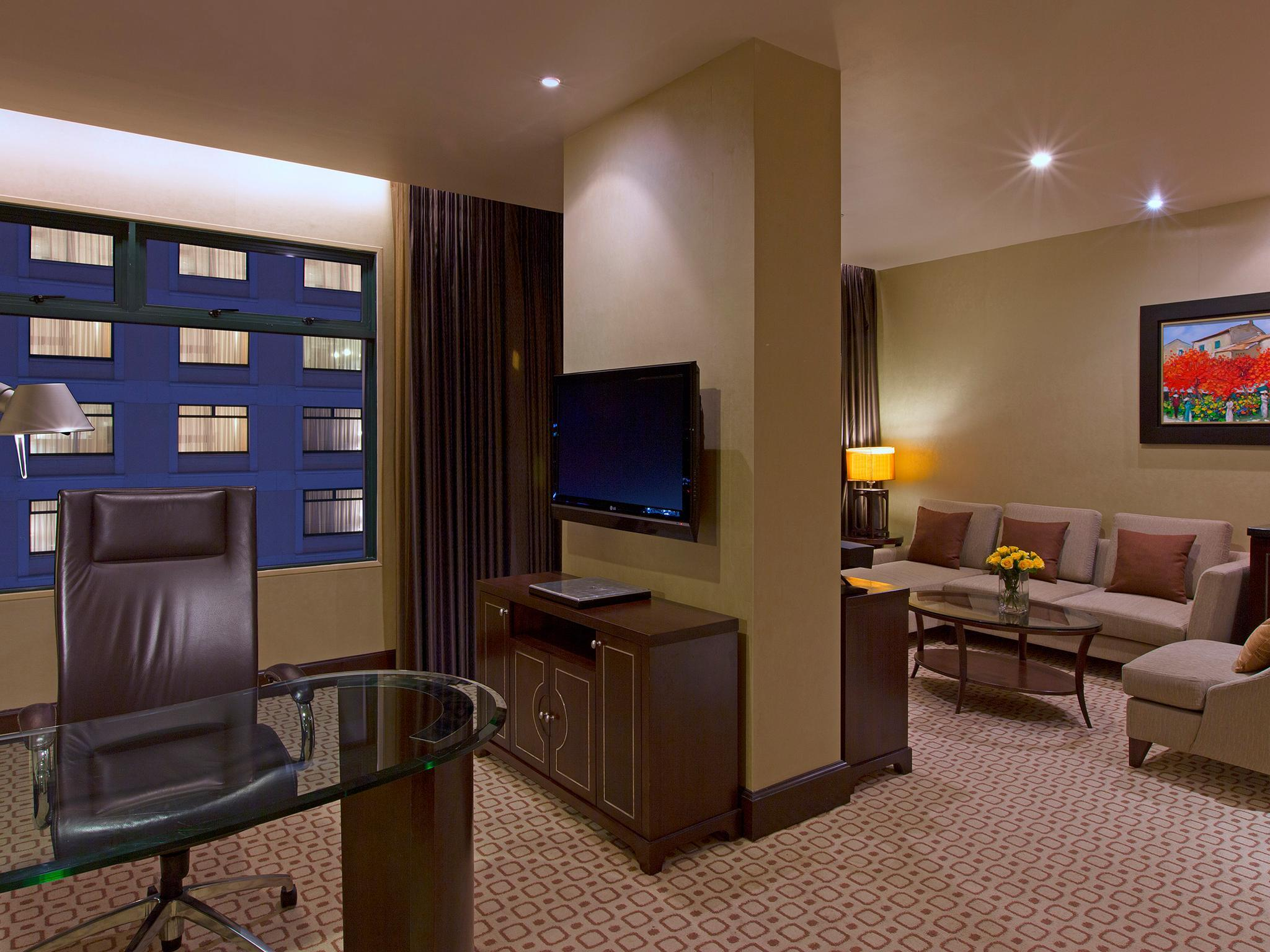 Juniorsvit Grand Tower (Grand Tower Junior Suite)