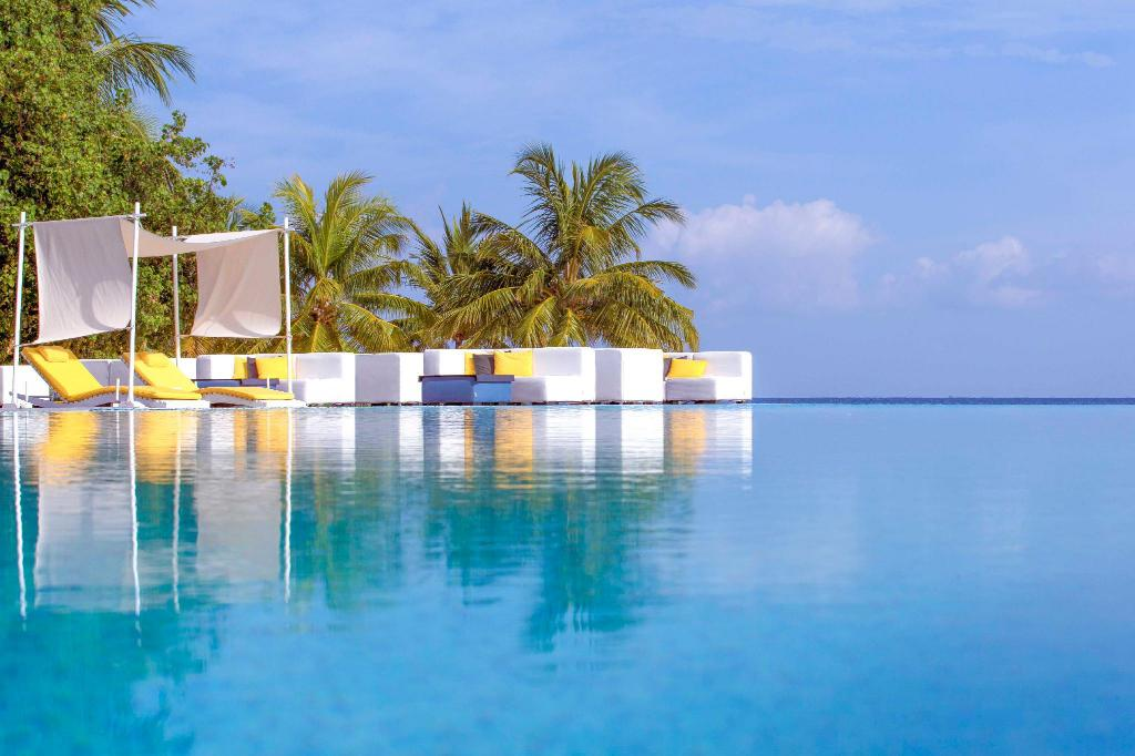 Swimming pool [outdoor] Coco Bodu Hithi