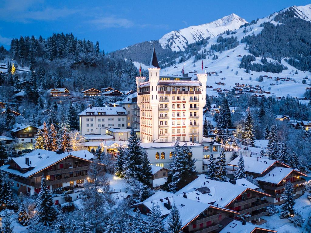 Gstaad Palace Switzerland