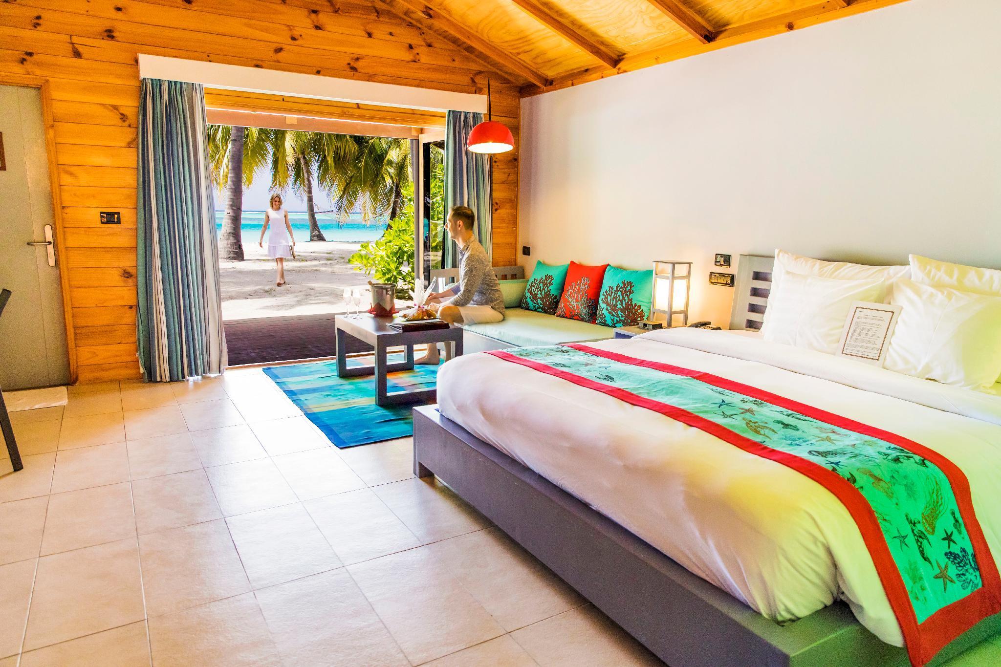 Meeru Island Resort Hotel Review Maldives