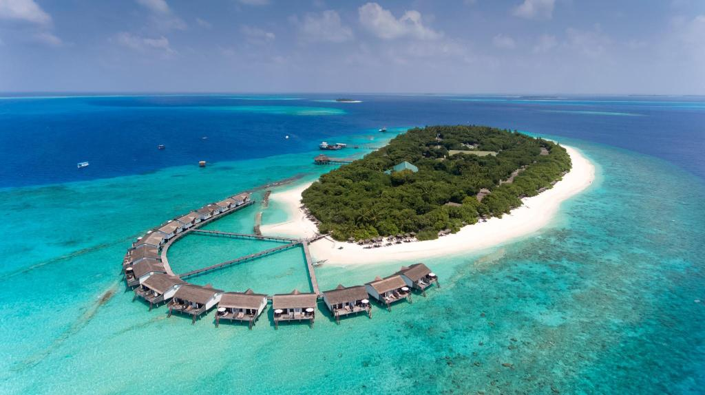 Reethi Beach Resort Maldives Islands