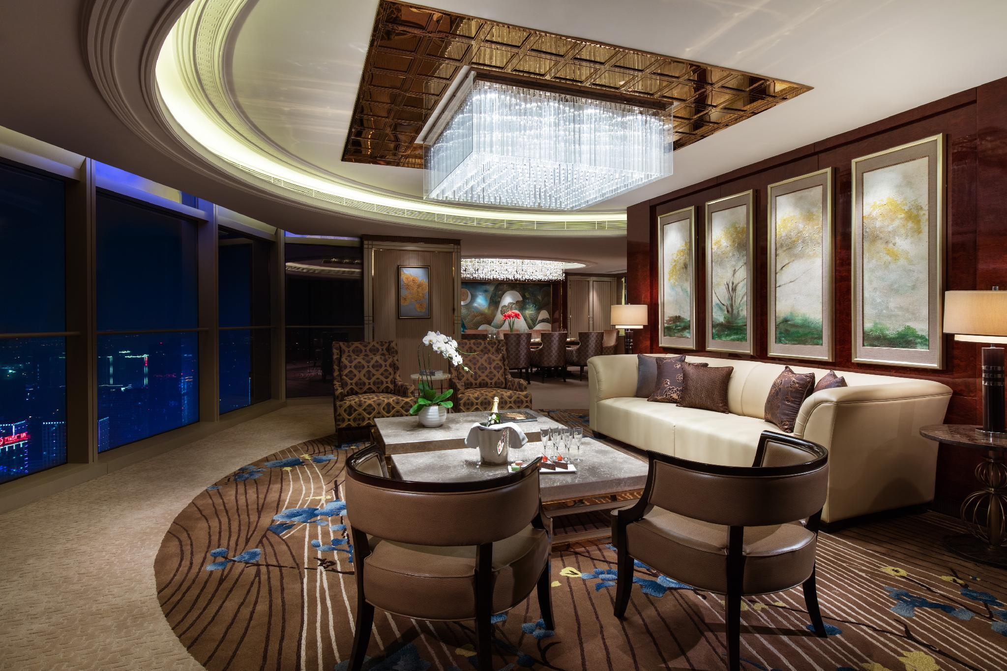 Presidential Room, Executive lounge access, 1 King