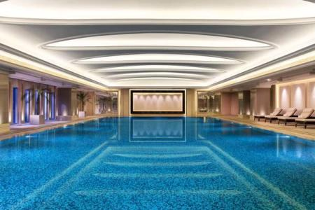 Piscina Changzhou Marriott Hotel