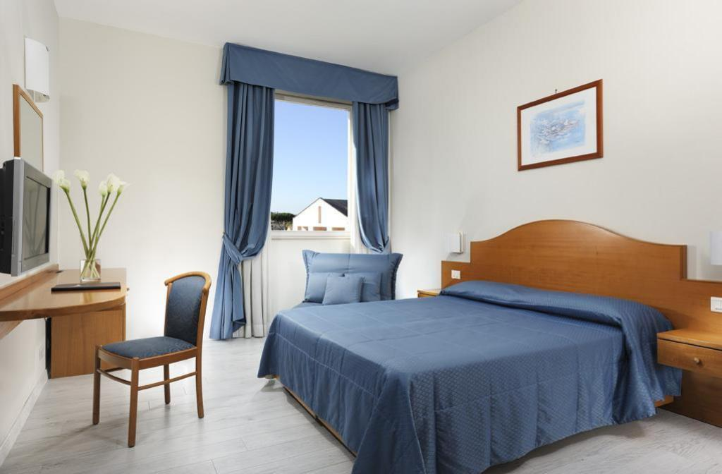 Double Room Golden Tulip Rome Airport Isola Sacra