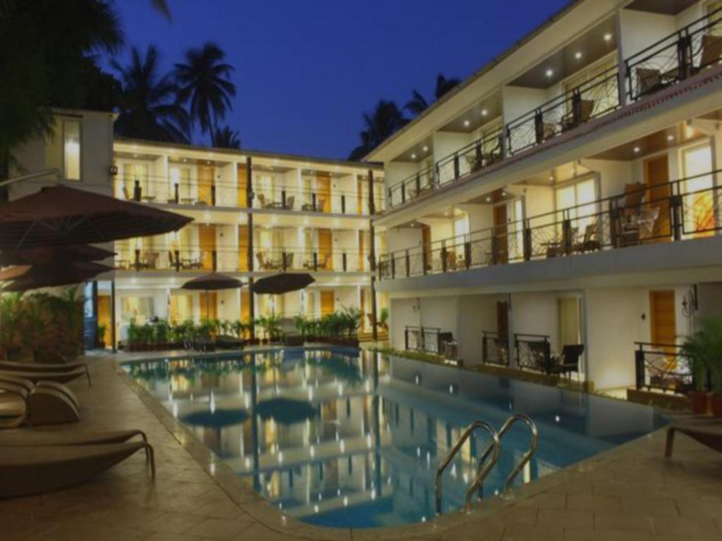 The Ocean Park Hotel, Goa, India - Photos, Room Rates