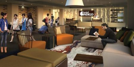 Hotel Indigo Naperville >> Hotel Indigo Naperville Riverwalk In Naperville Il Room Deals